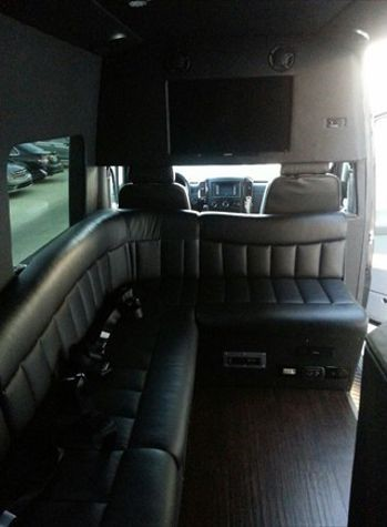 Tailgate Sprinter Van Conversion Houston Dallas San
