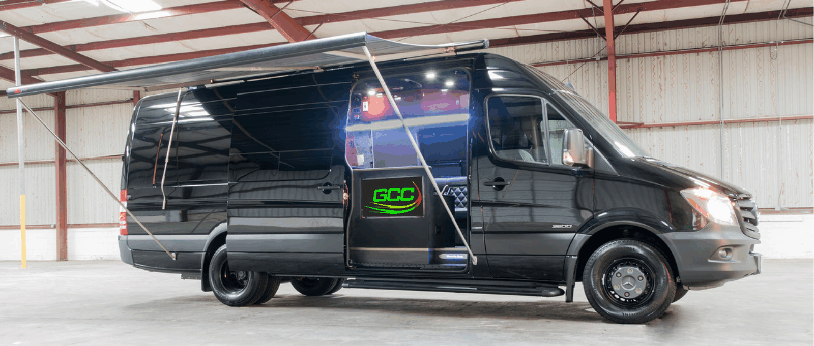 Image gallery sprinter conversion for Mercedes benz sprinter conversion