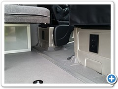 Display Mercedes Sprinter Van Conversion