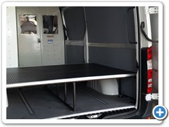Worker Van Conversion Hosuton Austin