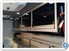 Worker Van Conversion Houston Dallas San Antonio