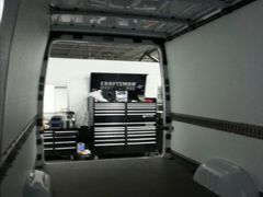 E Track Mercedes Sprinter Van Conversion