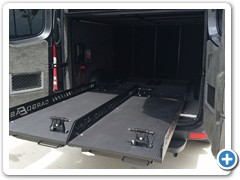 Mercedes Sprinter Van Conversion - Commercial