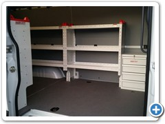 Contractor Sprinter Conversion