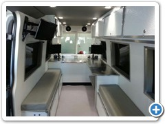 Frac Control Center 2 Sprinter Van Conversion