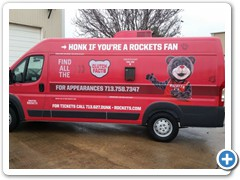 Houston Rockets Conversion