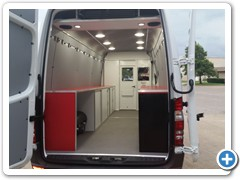 Worker Van Conversion - Houston Texas Dallas Texas San antonio Texas