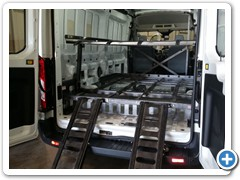 Worker Van Conversions Texas Louisiana Oklahoma Arkansas