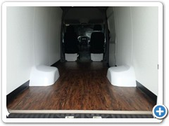 Mobile Showroom Sprinter Conversion