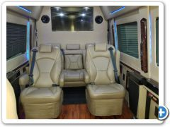 Luxury Sprinter Conversion