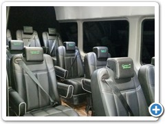 Merceds Luxury Shuttle Conversion