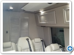 Family Luxury Transport Merceds Conversion