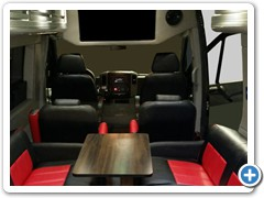 RV Style Sprinter Conversion