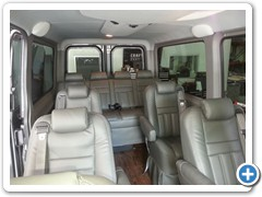 Family Transport Sprinter Van Conversion