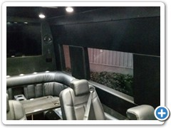 Limo Sprinter Van Conversion