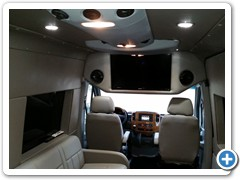 RV Mercedes Sprinter Conversion