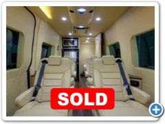 Family Luxury Sprinter Conversion