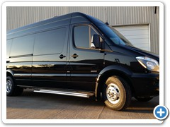 Limo Sprinter Conversion 1