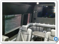 Limo Sprinter Conversion 11
