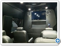 Limo Sprinter Conversion 13