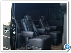 Limo Sprinter Conversion 15