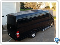 Limo Sprinter Conversion 2
