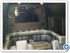 Limo Sprinter Conversion 7
