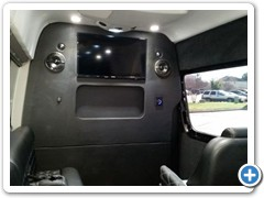 Luxury Party Sprinter Conversion 10