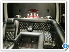 Luxury Party Sprinter Conversion 4