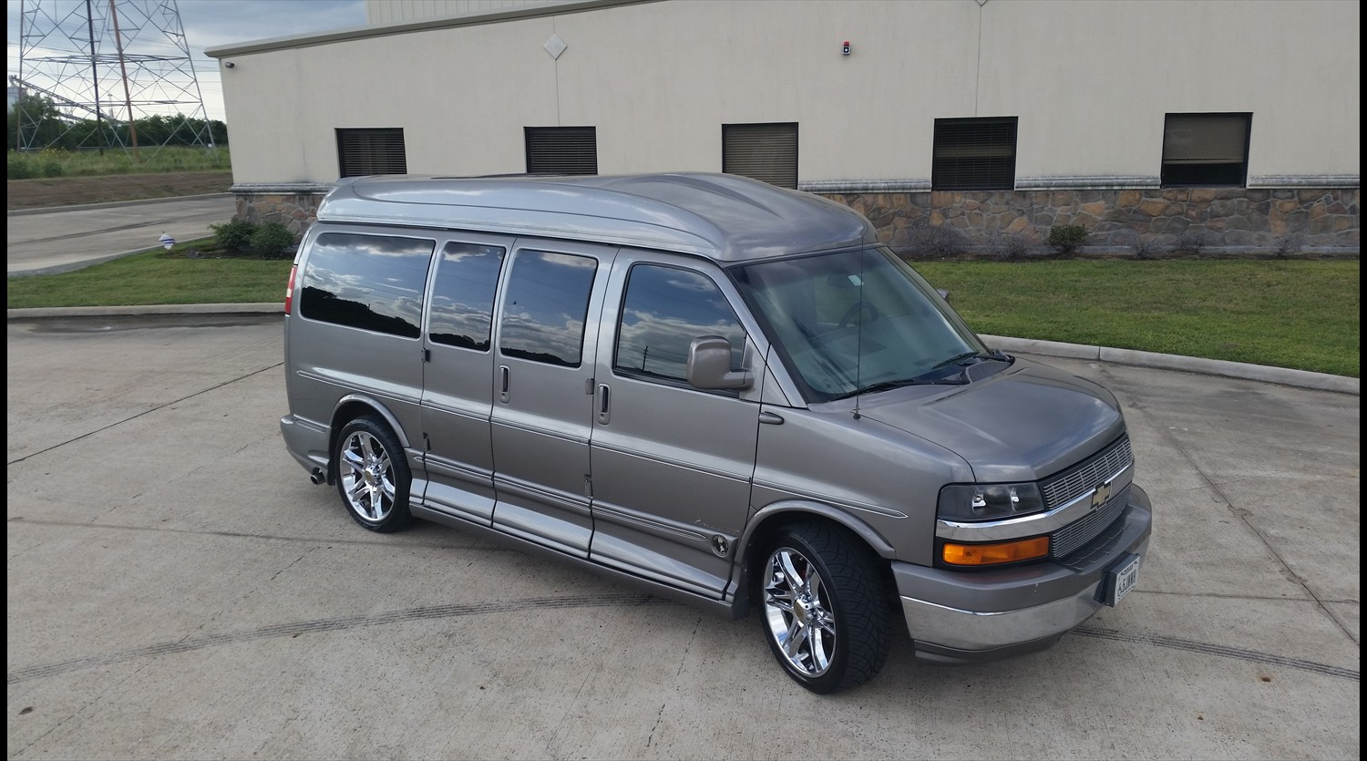 Mercedes Limo Sprinter Van Conversion Company Houston Dallas San