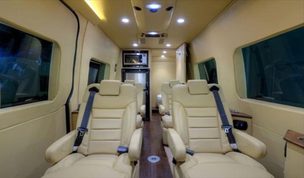 Luxury Mercedes Sprinter Mercedes Sprinter For San
