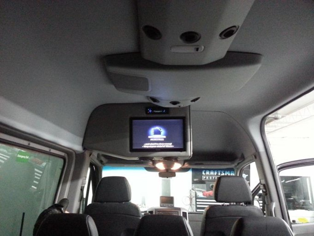 Sprinter Van Conversion Tv Options Houston Dallas San Antonio